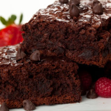 Chocochip-brownies