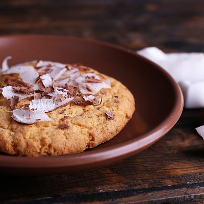 Coconut Melting Moments Cookies