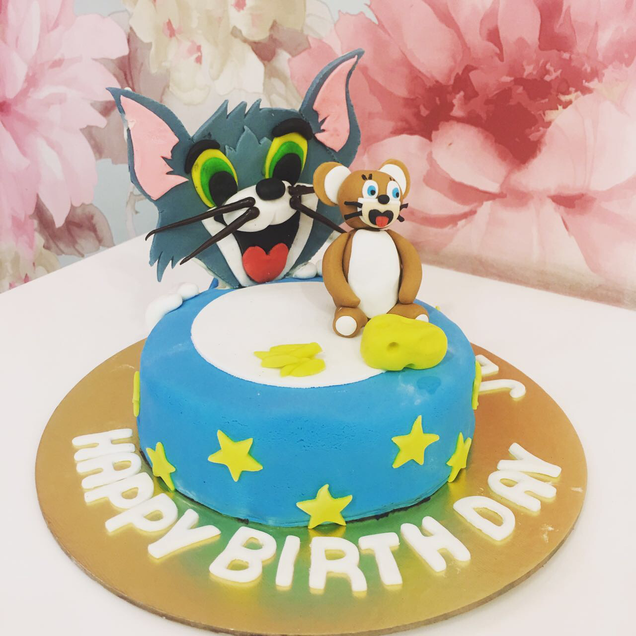 Tom And Jerry Birthday Cake Order Tom And Jerry Cake Online Buy