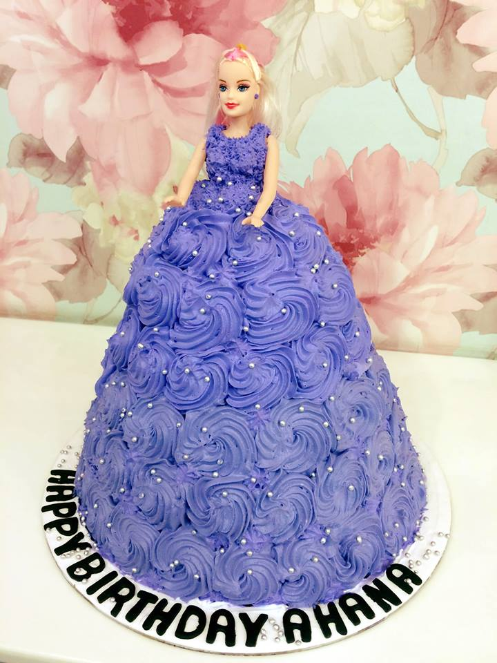 barbie doll cake order doll cake buy and send doll 1499