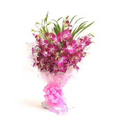 Perfect N Elegance 9 Purple Orchids