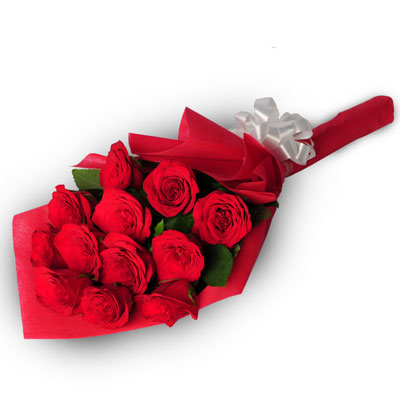 Perfect Love 12 Red Roses
