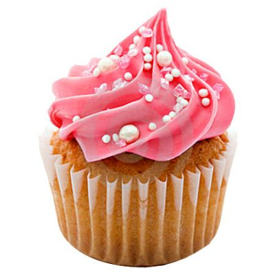 Yummy Pink Cupcakes