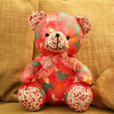 flower-and-butterfly-pink-teddy