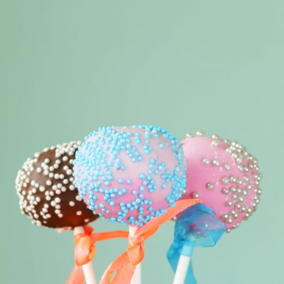 Cake Pops Chocolates