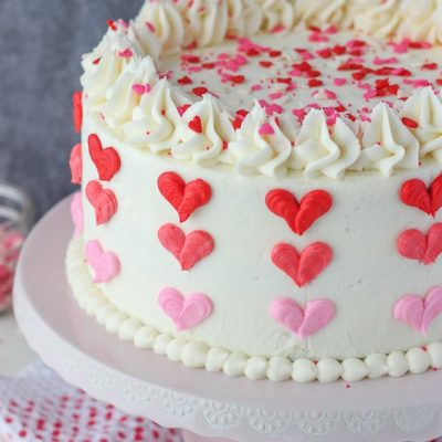 Little Hearts Cake