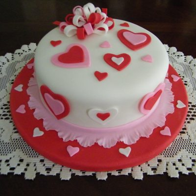 Cake For Your Valentine