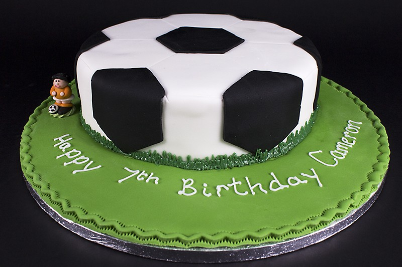 Football Cakes To Order