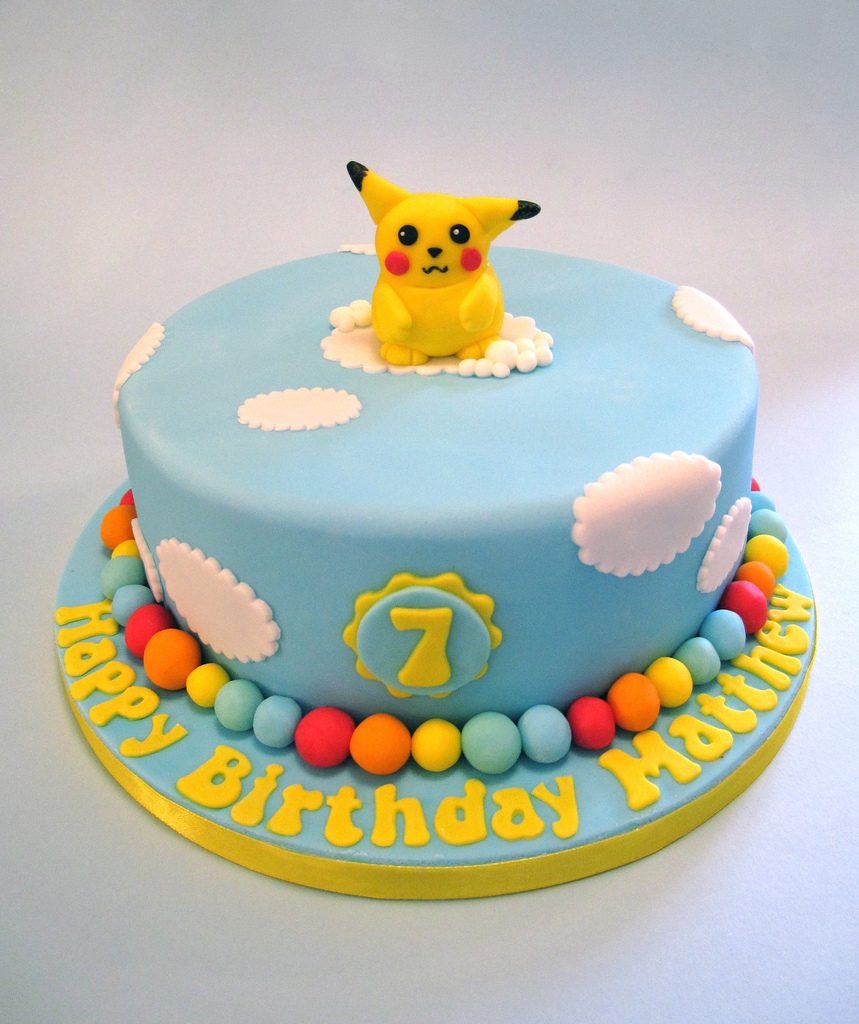 Order Pikachu Cake Online Buy And Send Pikachu Cake From