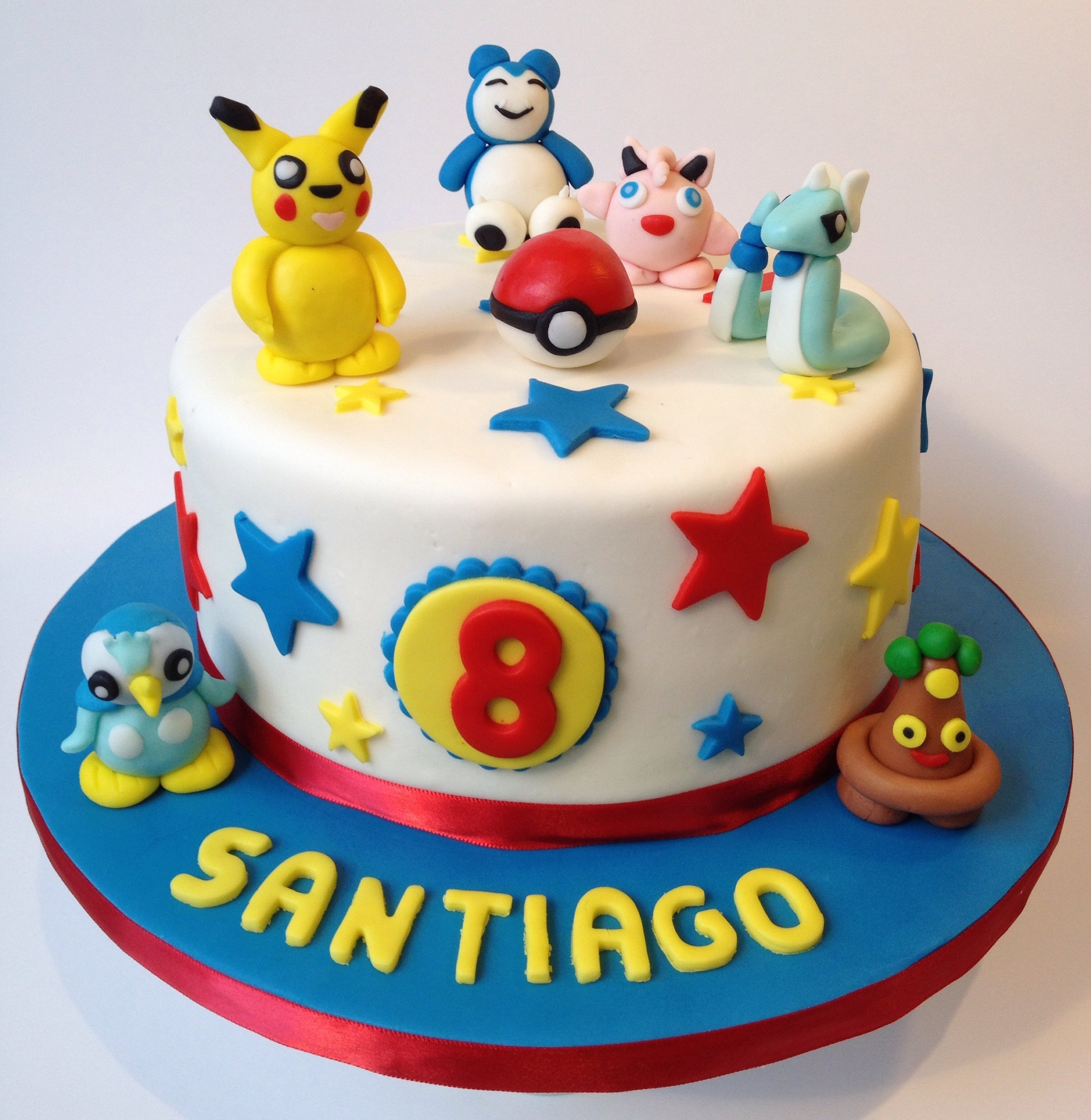 Pokemon Images For Cakes