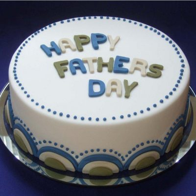 Father's Day Special Cake