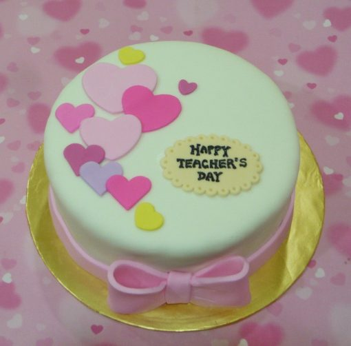 Teacher's Day Cake
