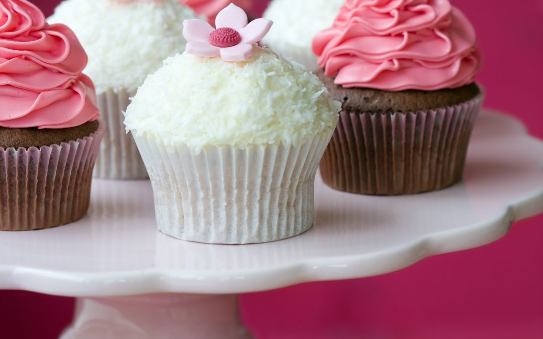 Coconut Cupcake Is Here To Soothe Your Palate!