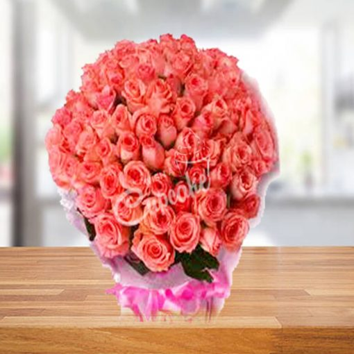 Paint It With Pink Bouquet