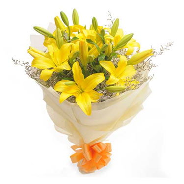 Order-yellow-lillies-online