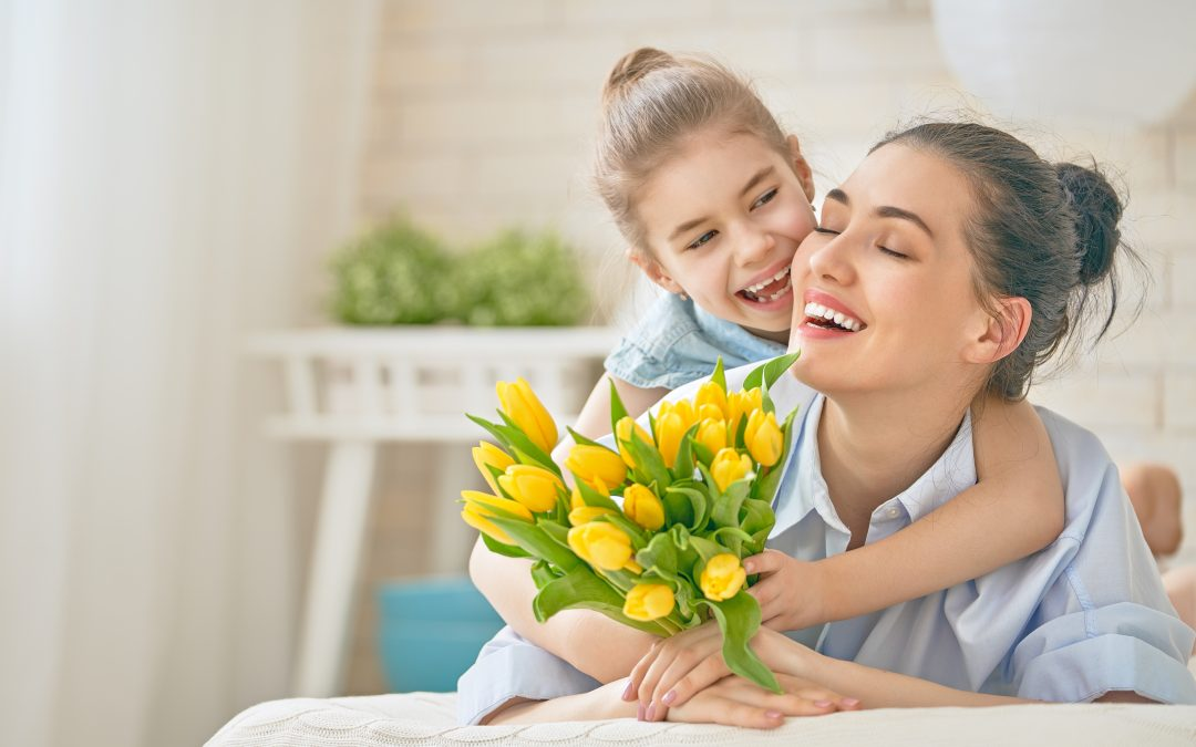 Flowers for Mothering Sunday!